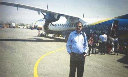 Mystery as retired army officer goes 'missing' in Nepal