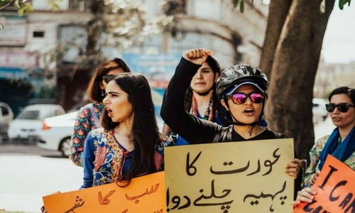 Pakistan: No country for women