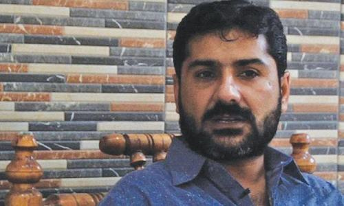 Uzair Jan Baloch  — a profile