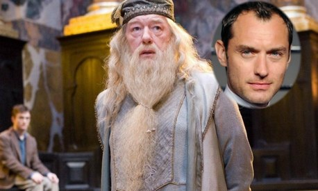 Jude Law will play young Albus Dumbledore in next 'Fantastic Beasts'
