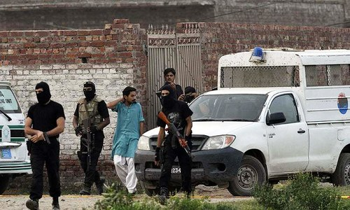 9 'hardcore terrorists' killed in shootout with security personnel in DG Khan: ISPR
