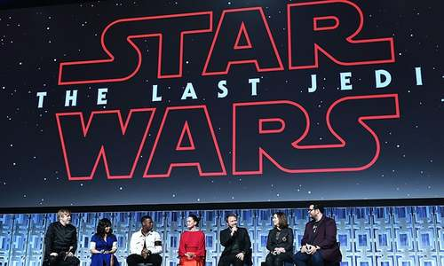 First 'Star Wars: The Last Jedi' trailer thrills fans