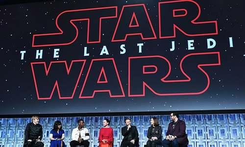 First 'Star Wars: The Last Jedi' trailer thrills fans