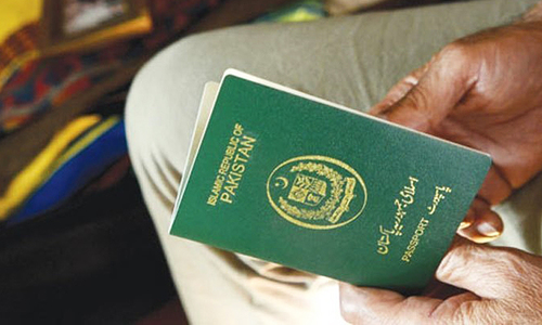 Passport condition introduced for entry to Afghanistan