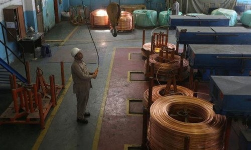 Cable, wire manufacturers say tax breaks under CPEC hurting industry