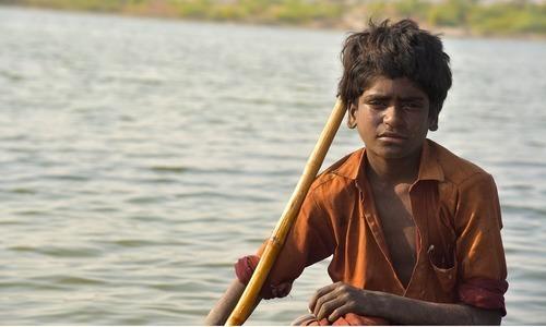 'کلنکر جھیل بھی ہم گاؤں والوں کی طرح پیاسی ہے'