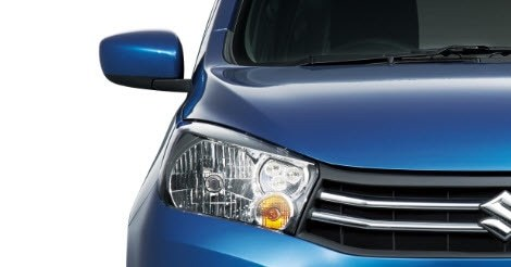 The new Cultus in Pakistan will be a localised Celerio.