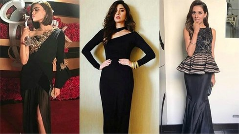 The best and worst red carpet looks from the Lux Style Awards 2017
