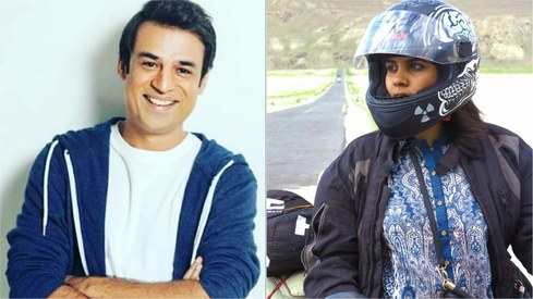 "Adnan Sarwar's next film is a biopic of Zenith Irfan aka ""Motorcycle Girl"""