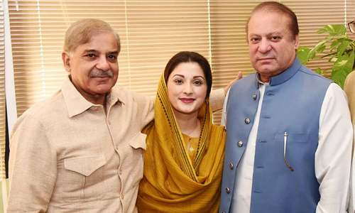 PML-N all smiles, PTI calls for PM's resignation