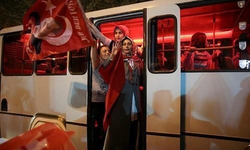 ترکی میں ریفرنڈم کا نتیجہ اعلی عدالت میں چیلنج