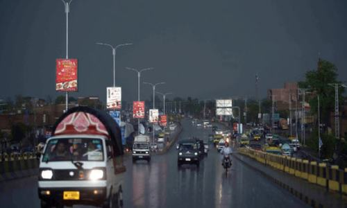 Three killed as windstorm hits Bajaur, Dir