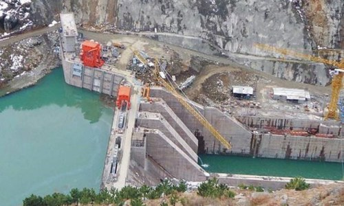 525MW Nandipur power plant starts test run