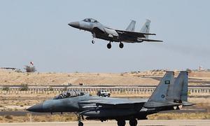 سعودی عسکری اتحاد کی کارروائی، القاعدہ رہنما گرفتار