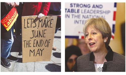 May's June surprise