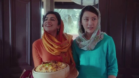 Shan Foods celebrates Pak-China friendship over a delicious plate of biryani