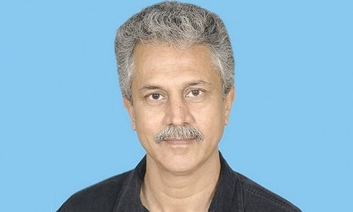 Waseen Akhtar says the Bahria Town management has been warned against landing helicopter in Bagh Ibne Qasim,