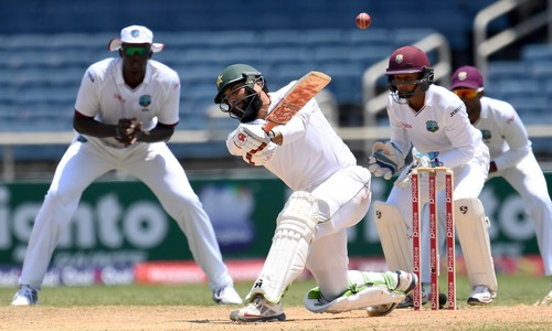 Pakistan beat West Indies in first Test