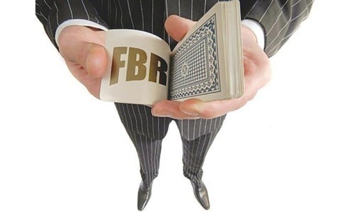 FBR accused of harassing taxpayers