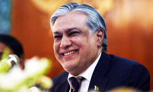 Pakistan looking to reset relationship with US: Dar