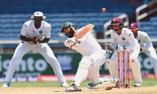 Misbah lauds bowlers for Pakistan's win in Kingston Test