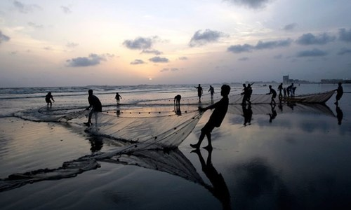 Martime Security Agency arrests 29 Indian fishermen