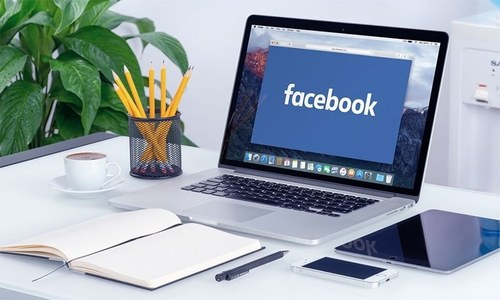 فیس بک ڈیٹا کے لیے پاکستانی درخواستوں میں اضافہ