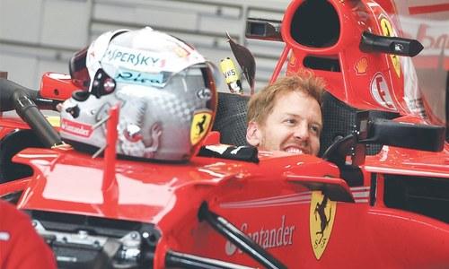 Hamilton ready for tough battle with Vettel in Russia