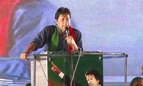 Will reveal who made Rs10bn offer in court: Imran Khan