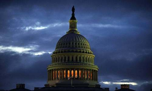 US Congress averts shutdown, passing stopgap spending bill