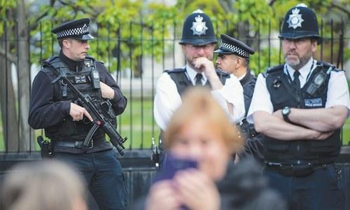 UK foils 'active terror plot' after parliament arrest