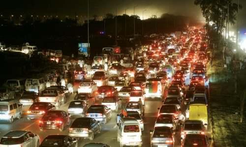 PTI back on capital's roads