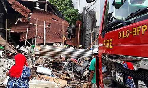 فلپائن میں زلزلے کے شدید جھٹکے، شدت 6.8 ریکارڈ