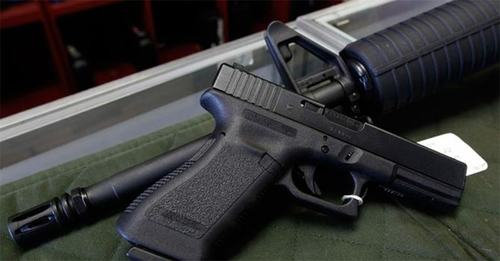 Arrested for carrying weapons, Chinese man faces deportation