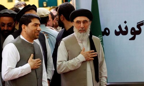 Stop pointless, unholy war: Hekmatyar tells Taliban
