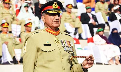 COAS visits LoC: 'Violence in IHK by Indian forces is state-sponsored terrorism'