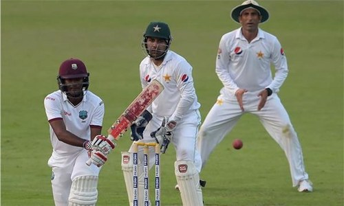 Windies win toss, choose to bat against Pakistan