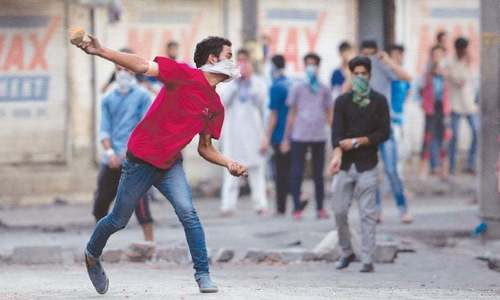 From Akbar to Modi, Kashmiris have a history of pelting stones at oppressors