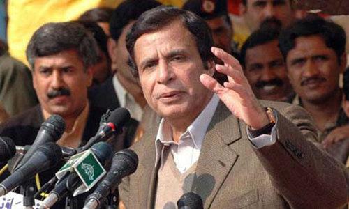Nawaz tried to undermine army, alleges Pervaiz