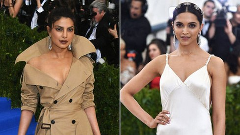 Priyanka and Deepika attended the Met Gala 2017 and we weren't impressed