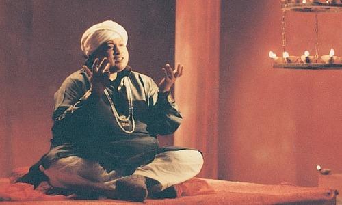 Classical music is not against Islam: Nusrat Fateh Ali Khan