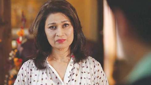 Government funds would have been a burden on my conscience, says Nayla Jaffri