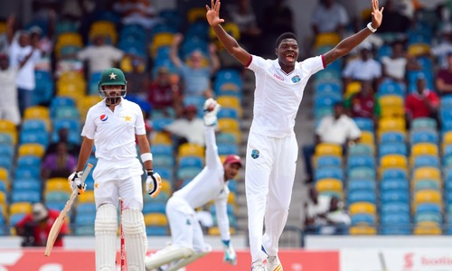 81 all out, Pakistan suffer humiliating defeat against Windies in second Test
