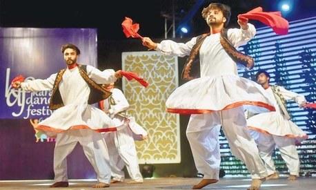 Karachi Dance Festival 2017 kicks off at Arts Council