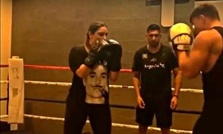 Bakhtawar Bhutto's trainer is more famous than yours