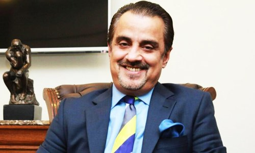 The story of MAK, the flamboyant Khan from Wall Street