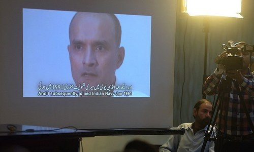 India moves International Court of Justice against Jadhav's conviction