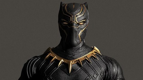African superhero Black Panther is ready for his standalone movie