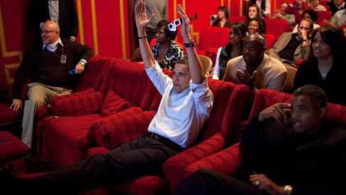 White House movie theatre is now open to public
