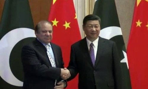 Chinese president Xi calls for boosting CPEC construction